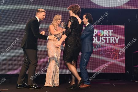 (Virtual) Event of the Year, in association with Miller - London Marathon Events - The Virtual 2020 Virgin Money London Marathon - presented by Jeff Brazier and Hayley McQueen