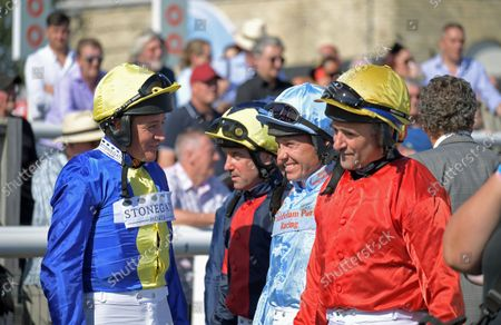Editorial picture of Horse Racing - 08 Sep 2021