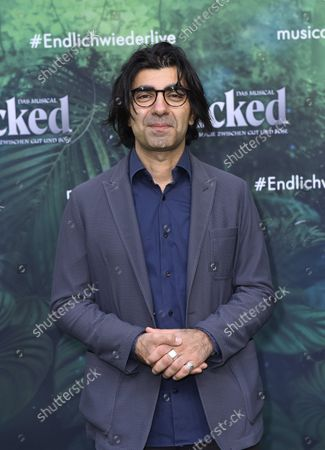 Editorial image of 'Wicked' musical premiere, Theater Neue Flora, Hamburg, Germany - 05 Sep 2021