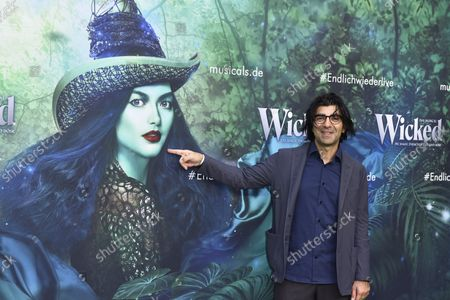Editorial photo of 'Wicked' musical premiere, Theater Neue Flora, Hamburg, Germany - 05 Sep 2021