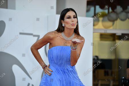Stock Photo of Elisabetta Gregoraci
