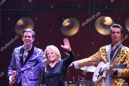 Stock Picture of Robert Britton Lyons, Lesley Gore, Eddie Clendening