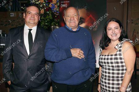 Stanley Preschutti (Executive Producer) Paul Schrader (Writer/Director) and Lauren Mann (Producer)