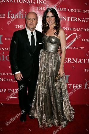 Stock Photo of Simon Kneen and Katherine Jane Bryant