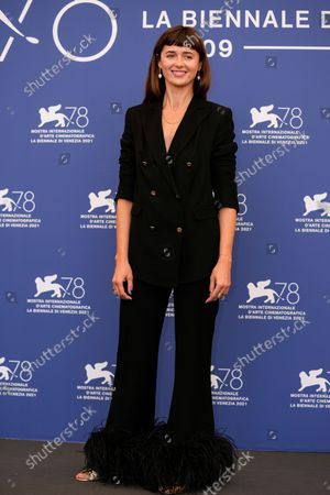 Editorial picture of Film Festival 2021 Leave No Traces Photo Call, Venice, Italy - 09 Sep 2021