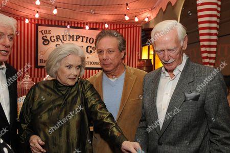 Dick Van Dyke, Sally Ann Howes, Eric Doctorow and Douglas Rae