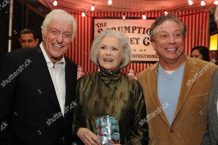 Stock Photo of Dick Van Dyke, Sally Ann Howes and Eric Doctorow