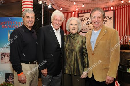 Stock Picture of Matt Lasorsa, Dick Van Dyke, Sally Ann Howes and Eric Doctorow
