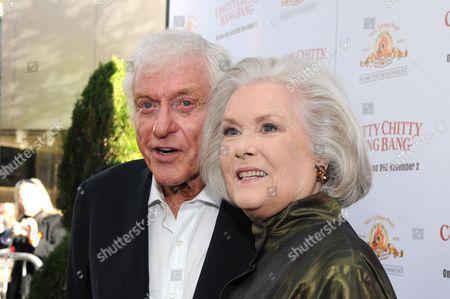 Dick Van Dyke and Sally Ann Howes