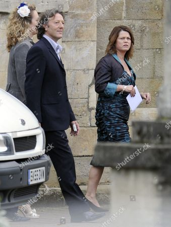 Ian Reddington and Vicky Entwistle