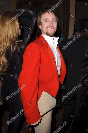 Editorial image of 5th Annual Bloodlust Ball, Hampton Court House, London, Britain - 30 Oct 2010