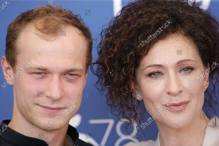 Ksenija Aleksandrovna Rappoport, Jurij Borisov