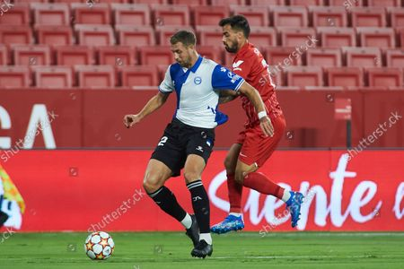 Editorial picture of Sevilla v Deportivo Alaves - Friendly Match, Spain - 09 Sep 2021