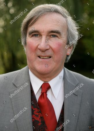 Editorial image of Gervase Phinn 'Out Of The Wood But Not Over The Hill' book signing at The Watermill Theatre, Bagnor, Berkshire, Britain - 27 Oct 2010