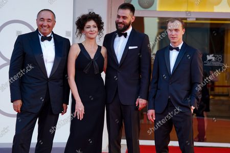 Oleksandr Rodnyanskyy, Ksenia Rappoport, Vladimir Bitokov, Yuriy Borisov