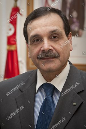 Stock Photo of Tunisian Ambassador, Hatem Atallah