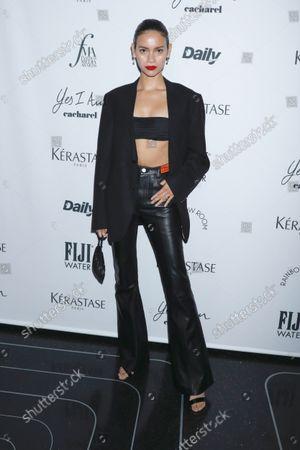 Editorial image of Daily Front Row Fashion Media Awards, New York Fashion Week, USA - 09 Sep 2021