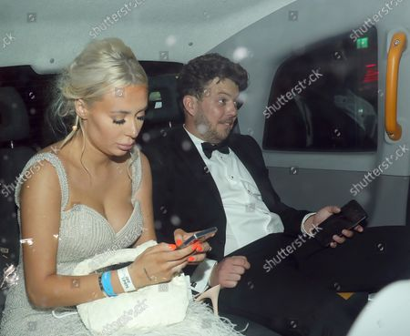 Editorial image of 26th National Television Awards, After Party, Bagatelle, London, UK - 09 Sep 2021