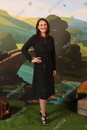 Editorial photo of Channel 5 Original Drama 'All Creatures Great & Small' TV show, Series 2 Launch Event at Ugly Duck, London, UK - 09 Sep 2021