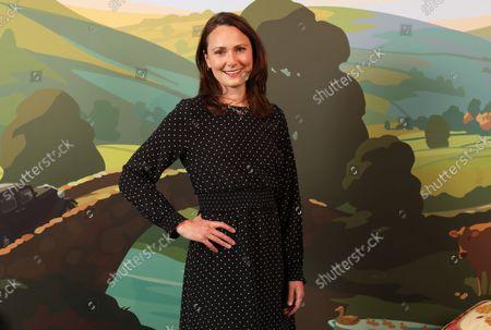 (Mrs Hall) Anna Madeley