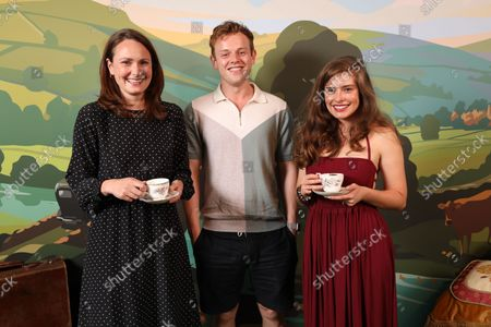 Editorial image of Channel 5 Original Drama 'All Creatures Great & Small' TV show, Series 2 Launch Event at Ugly Duck, London, UK - 09 Sep 2021