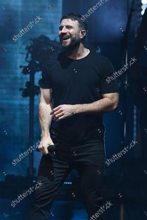 Sam Hunt performs at Hard Rock Live held at the Seminole Hard Rock Hotel and Casino, Hollywood, Florida, USA - 09 Sep 2021