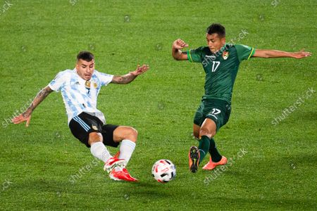 Editorial photo of Argentina Vs Bolivia in Buenos Aires, Argentina - 09 Sept 2021