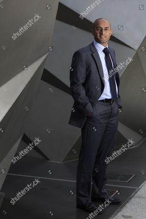 Stock Photo of Jeremy Gleeson
