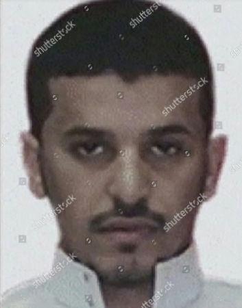 Stock Image of Ibrahim Hassan al-Asiri, bomb suspect