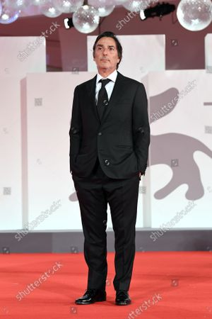 The director Yvan Attal during the Red carpet