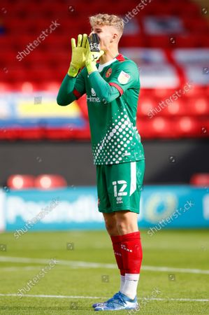 Editorial image of Walsall v Mansfield Town, EFL Sky Bet League Two, Football, Banks's Stadium, Walsall, UK - 11 Sep 2021