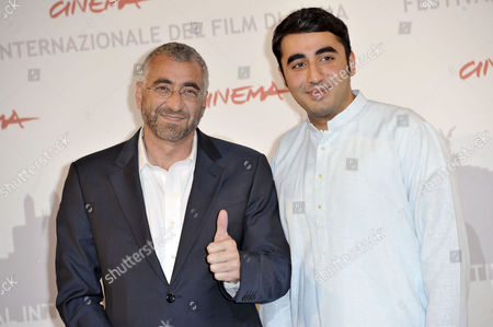 Editorial photo of 'Bhutto' film photocall, the 5th International Rome Film Festival, Italy - 30 Oct 2010