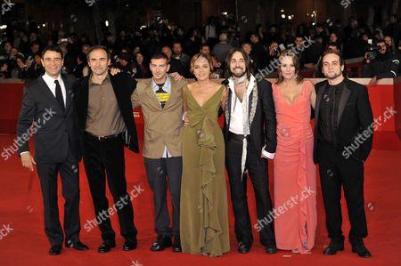 Francesco, Alessandro, Fulvio Forti, Valeria Golino, Valerio Jalongo, Antonella Ponziani, Vincenzo Amato