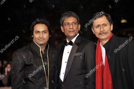 Samrat Chakrabarti, Adil Hussain, Dibang
