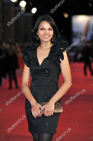 Editorial picture of 'Gangor' Film premiere at the Rome International Film Festival, Rome, Italy - 31 Oct 2010