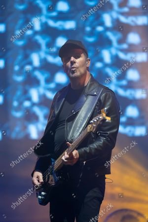 Editorial picture of New Order At Heaton Park, Manchester, UK - 10 Sep 2021