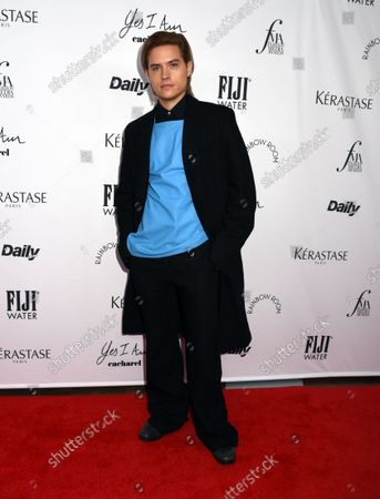 Dylan Sprouse attends The Daily Front Row 8th Annual Fashion Media Awards, New York, USA - 9 Sep 2021