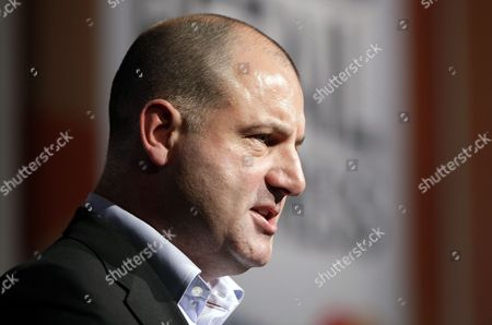 Stock Image of Carl McPhail, CEO, New Look
