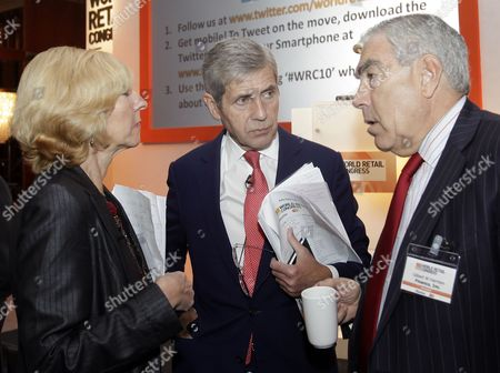 Editorial image of World Retail Congress, Berlin, Germany - Sep 2010