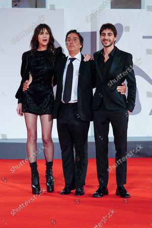 Charlotte Gainsbourg, Yvan Attal, Ben Attal