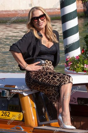 Editorial picture of Italy Venice Film Festival 2021 Arrival - 10 Sep 2021