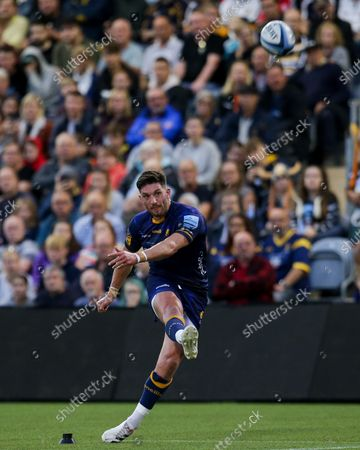 Editorial photo of Worcester Warriors v Glasgow Warriors, UK - 10 Sep 2021