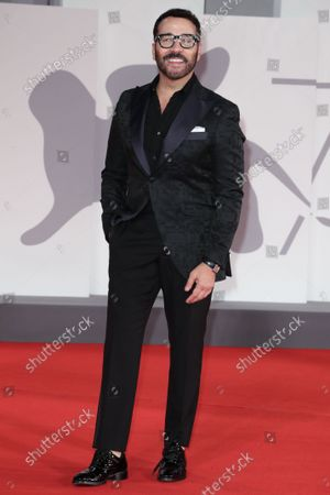 Editorial image of 'The Last Duel' premiere, 78th Venice International Film Festival, Italy - 10 Sep 2021