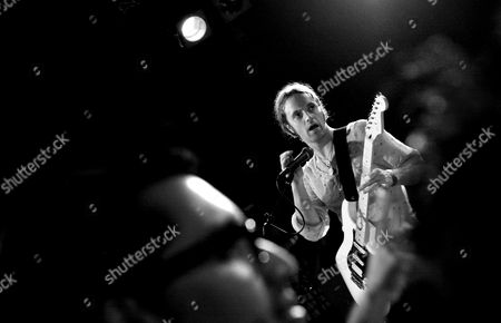 Editorial image of Nico Vega in concert at the Roxy, Los Angeles, America - 29 Oct 2010