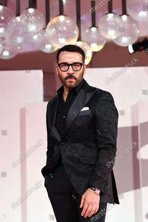 Jeremy Piven during 'The Last Duel' red carpet, the 78th annual Venice International Film Festival, in Venice, Italy, 10 September 2021.