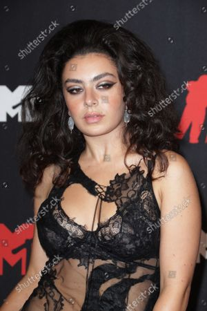 Editorial image of MTV Video Music Awards, Arrivals, New York, USA - 12 Sep 2021