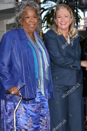 Della Reese and Diane Ladd