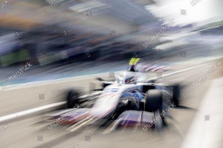 Mick Schumacher, Haas VF-21 during the 2021 Formula One Italian Grand Prix