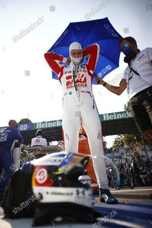 Editorial photo of F1 Italian Grand Prix, Qualifying, Autodromo Nazionale Monza, Monza, Italy - 11 Sep 2021