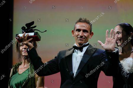 Editorial image of Film Festival 2021 Closing Ceremony, Venice, Italy - 11 Sep 2021